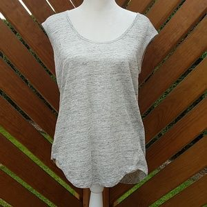 NWT Banana Republic Linen Top Size Small